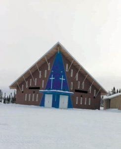 Nemaska_Community_Church